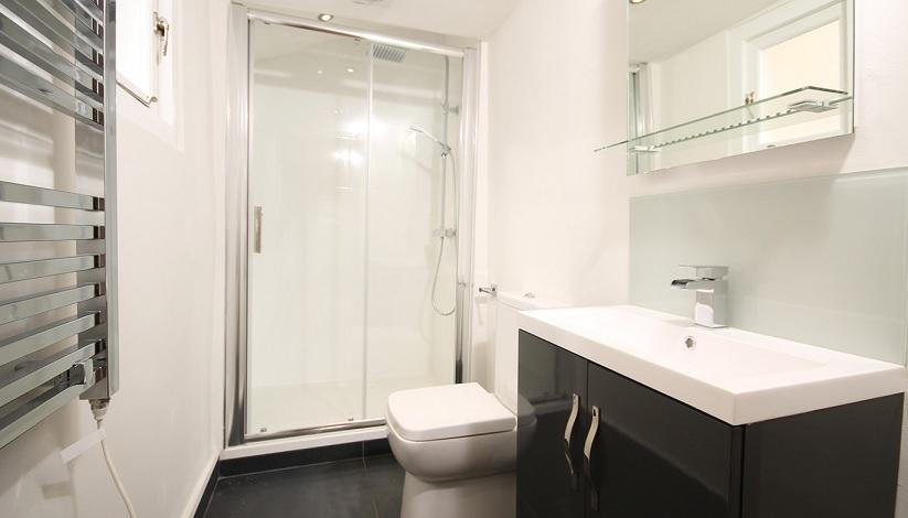 baño supercuqui en Bilbao
