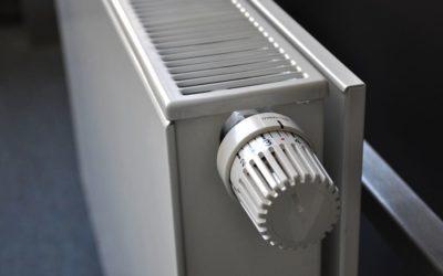 Técnica para pintar los radiadores de casa