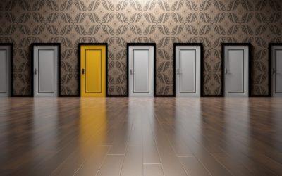 Cómo cambiar el aspecto de tus puertas