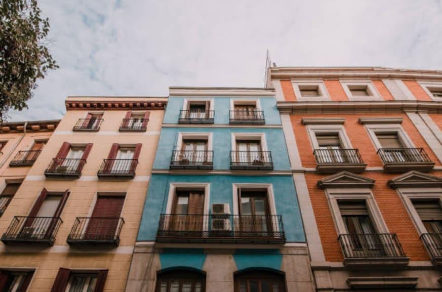 rehabilitación de fachadas Bilbao