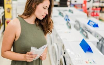 Nuevas etiquetas para Electrodomésticos