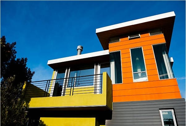 casa entramado ligero madera